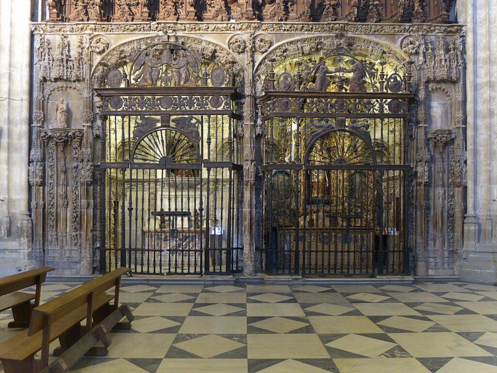Catedral de Santa María de la Sede visita a Sevilla
