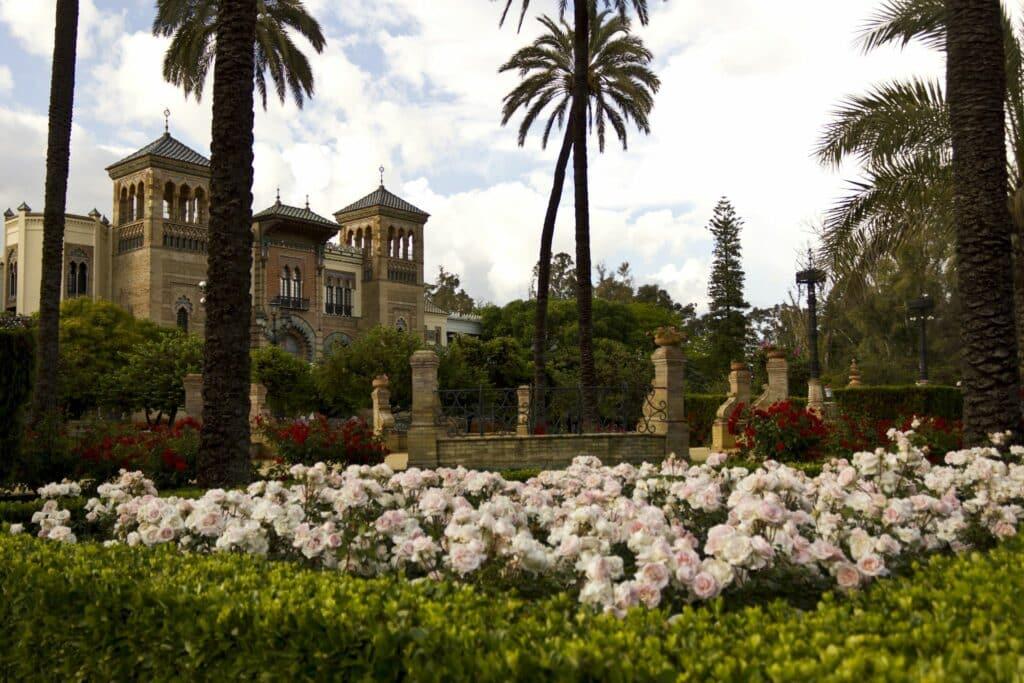 Parque de María Luisa qué ver en sevilla