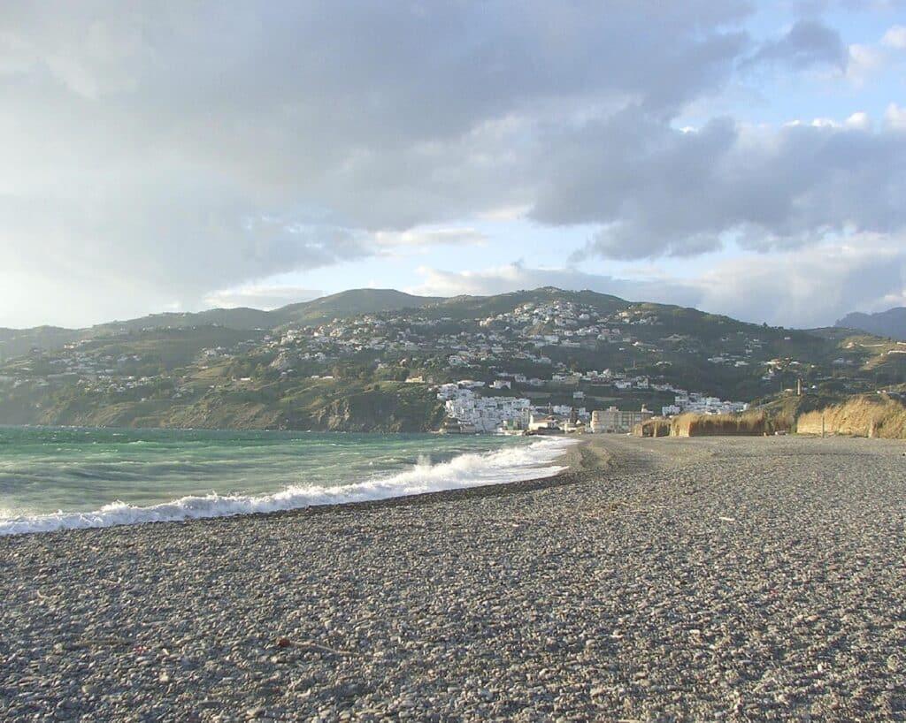 La Guarda (Salobreña) playas de Granada