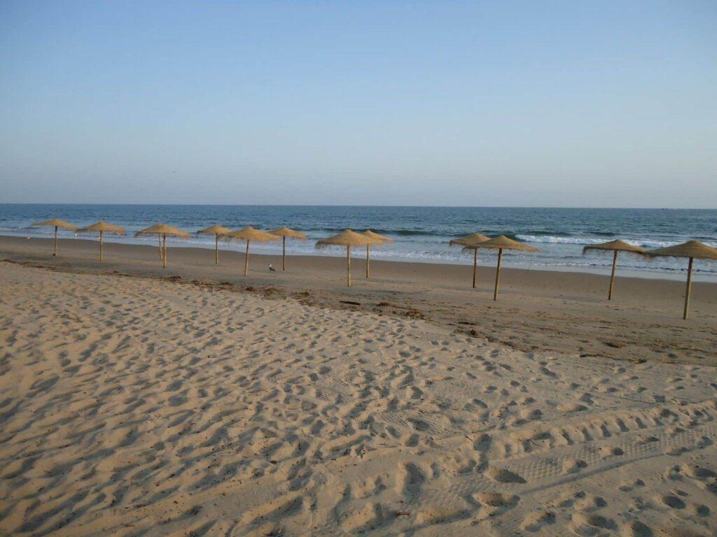 El Portil mejores playas de Huelva