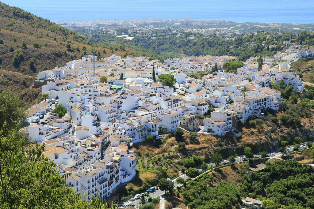 pueblos más bonitos de Andalucía