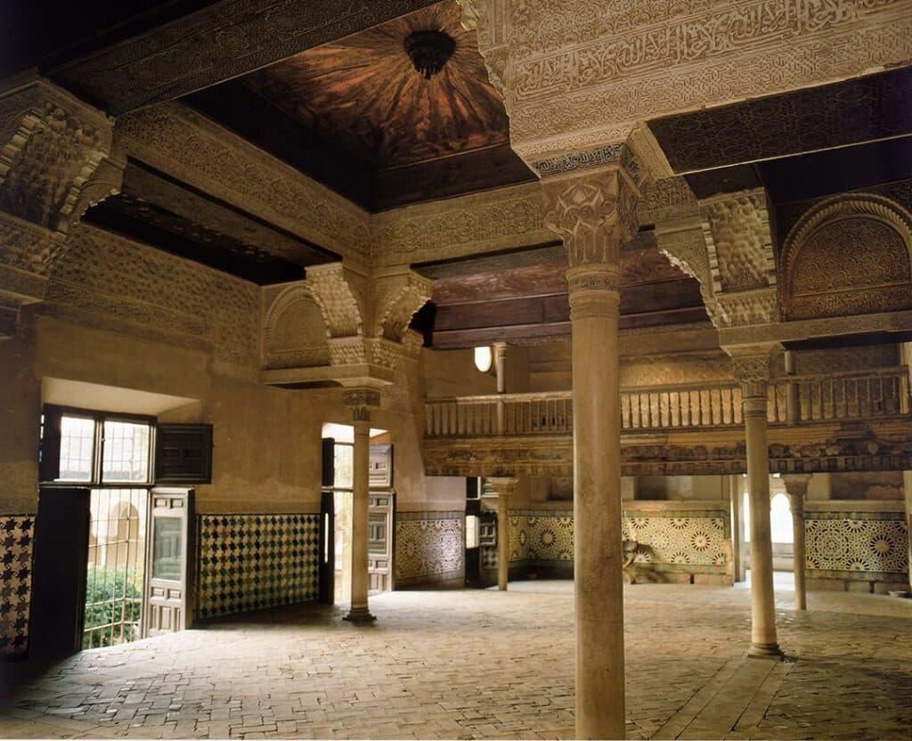 Mexuar - GUÍA DE La Alhambra