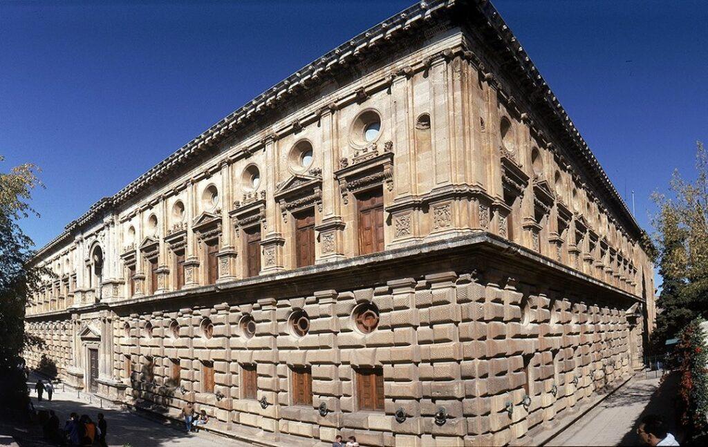 PALACIO DE CARLOS V