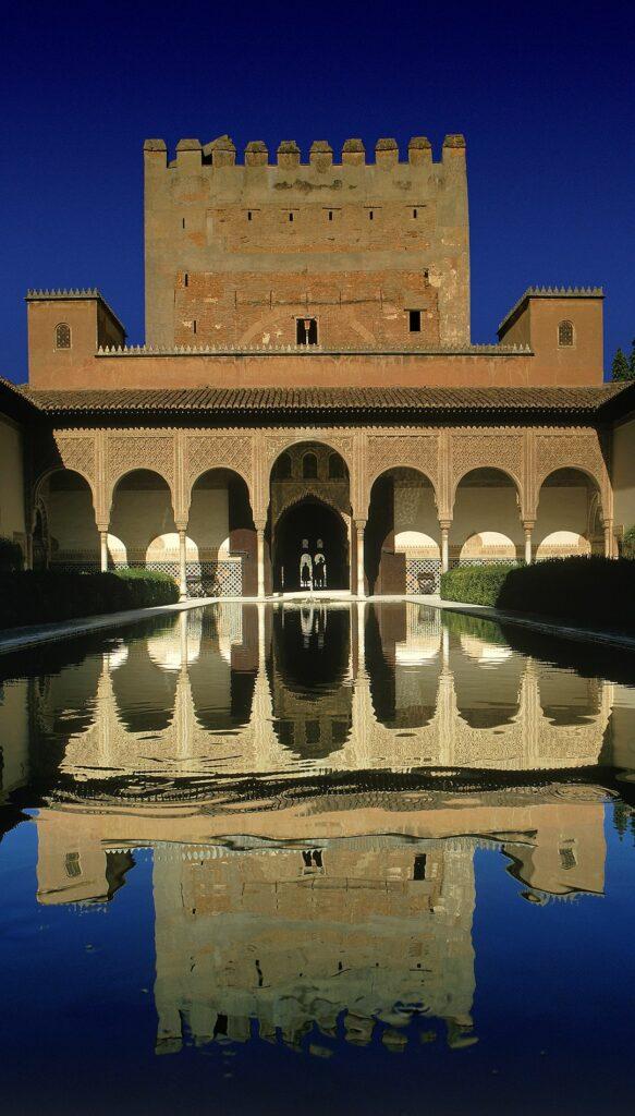 PATIO LEONES - GUÍA DE La Alhambra