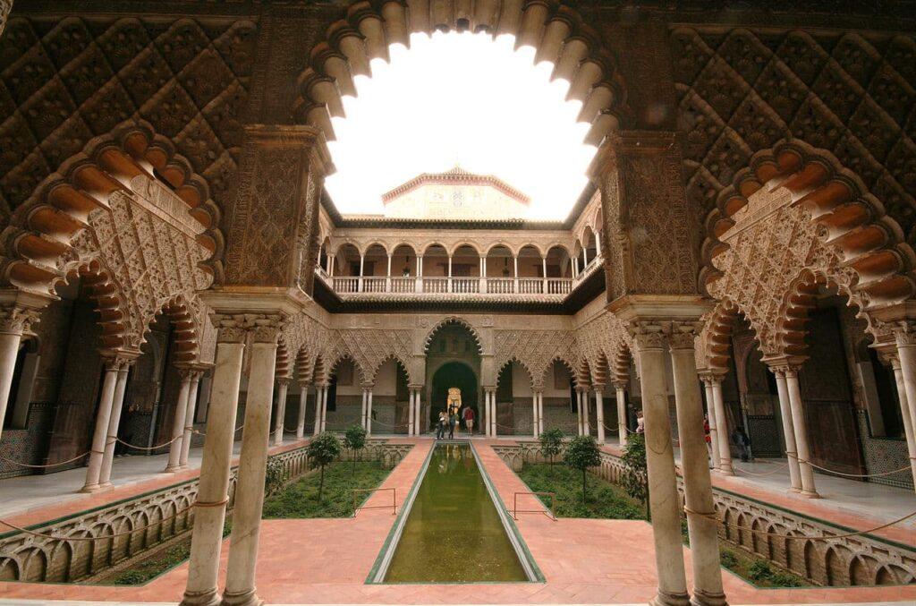 Reales Alcázares de Sevilla qué ver en sevilla