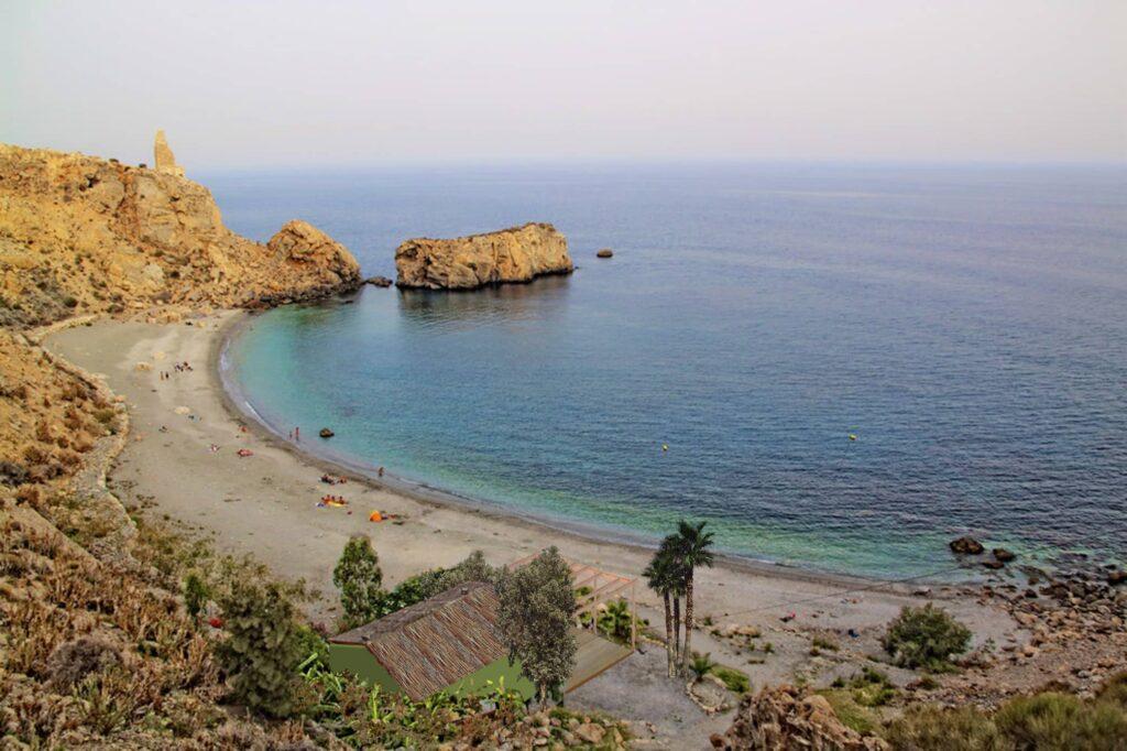 La Rijana playas de Granada