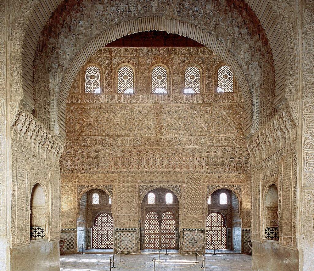 ARQUITECTURA DE La Alhambra