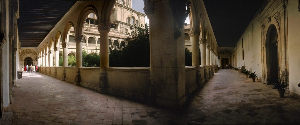 san jerónimo qué ver en Granada
