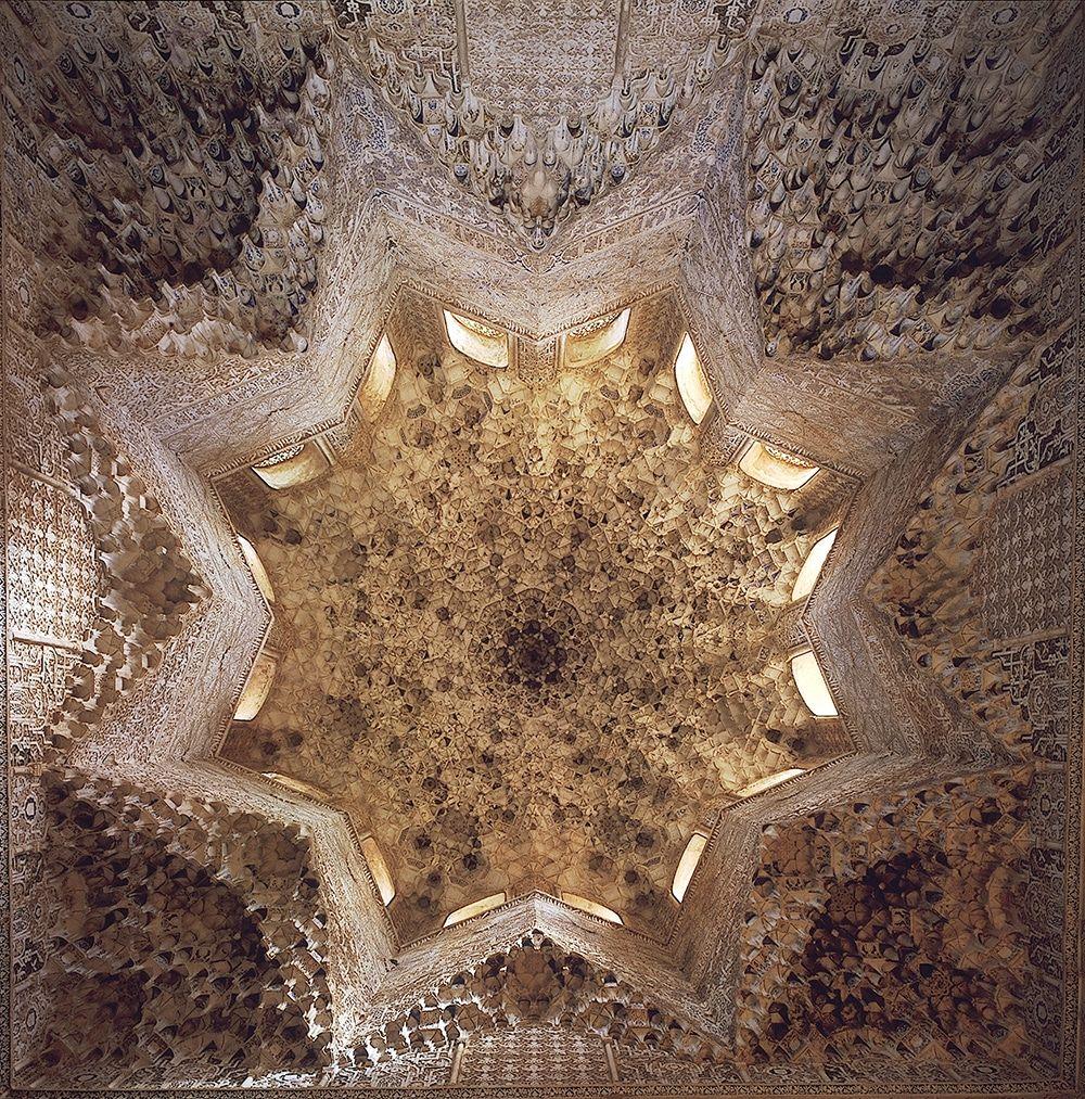 TECHOS GUÍA DE La Alhambra