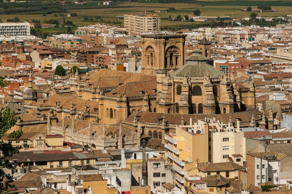 CATEDRAL - qué ver GRATIS en Granada
